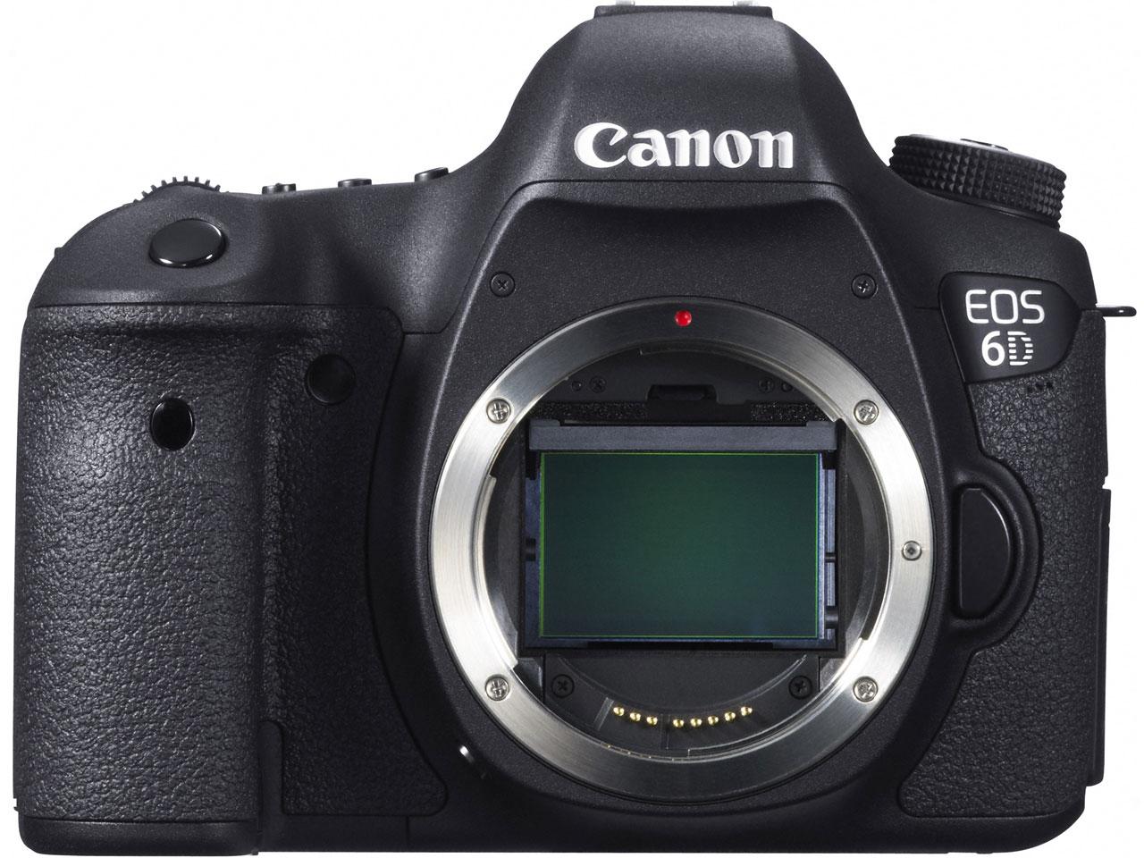 【新品・未使用】CANON(キヤノン) EOS 6D ボディ デジタル一眼カメラ 家電
