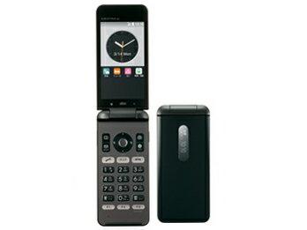 【新品・未使用】GRATINA 4G KYF31 [Black] 携帯電話 折りたたみ携帯 白ロム au