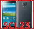 【新品・未使用】GALAXY S5 SCL23 [チャコールブラック]白ロム 格安スマホ au 携帯電話 スマートフォン
