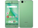 【新品・未使用】シャープ(SHARP) AQUOS ZETA SH-04H [Green] 白ロム 5.3インチ ハイスピードIGZO液晶搭載 格安スマホ スマートフォン 携帯電話 docomo