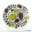 アラビア (ARABIA) パラティッシ パープル オーバルプレート 25cm 食器 北欧 ブラック イエロー 皿 お皿 ブランド 結婚祝い 内祝い