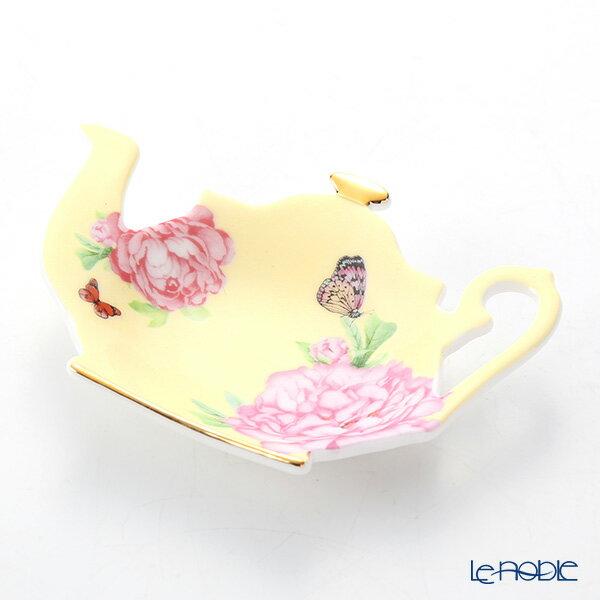 ロイヤル・アルバート ミランダ・カー ジョイ ティーバッグ プレート(トレイ) ロイヤルアルバート Royal Albert ミランダ・カー コレクション 皿 お皿 食器 ブランド 結婚祝い 内祝い