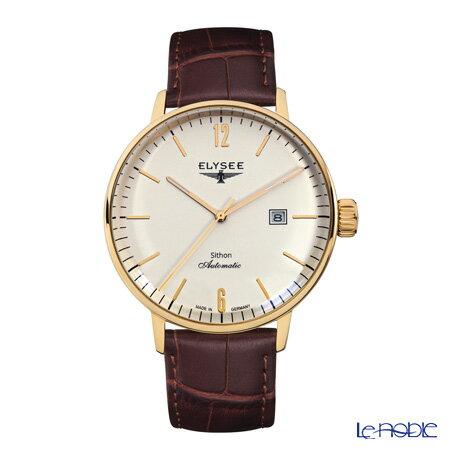 【送料無料】エリーゼ(ELYSEE) ドイツ製腕時計 男性用 クラシック シートン オートマティック 13281 【送料無料】