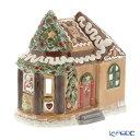ビレロイ&ボッホ(Villeroy&Boch) ノースポールエクスプレス ジンジャーブレッドハウス 6538 キャンドルホルダー クリスマス