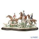 リヤドロ 狩の朝 1005362 リアドロ LLADRO 記念品 置物 オブジェ 人形 フィギュリン インテリア