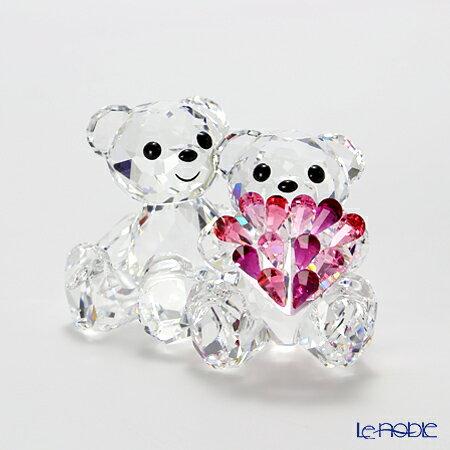 スワロフスキー Kris Bear - In Love SWV5-004-526【楽ギフ_包装選択】【楽ギフ_のし宛書】