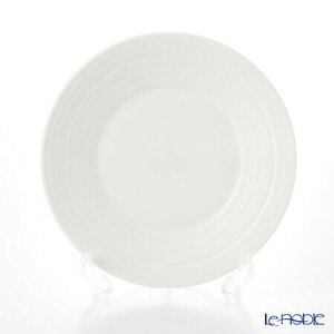 ウェッジウッド (Wedgwood) ジャスパーコンラン ホワイト プレート(ストラータ模様) 18cm【楽ギフ_包装選択】【楽ギフ_のし宛書】 ウエッジウッド ギフト 皿 食器