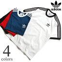 adidas アディダス 3ストライプ TEE 半袖Tシャツ EMX26