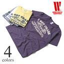 ウエアハウス Tシャツ セコハン WAREHOUSE 2nd hand Series プリントTシャツ 4064 [CRABS]ウェアハウス ヴィンテージ風 ビンテージ 古..