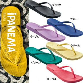 Ipanema flip flops Sandals Womens Ipanema Thong Sandal PM25197 rubber sandals tongs Sandals さんだる sandal-