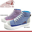 Indian sneakers Lady's canvas check HI higher frequency elimination Indian boots Indian[ID-612] インディアンスニーカーレデイースインディアンモトサイクル ladies sneaker [free shipping 】●【 507LBLC-08rnpd] [RCP]