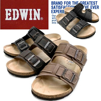 Edwin Sandals men's EDWIN EW9128 casual sandal for men's shoes men's sandal-