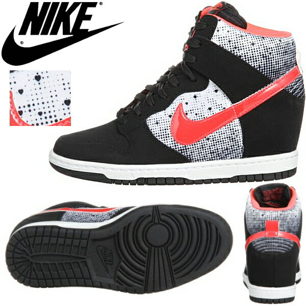 Cool Home  Nike Women Shoes  Nike Womens Shoes Dunk Sky Hi Cut Out PRM