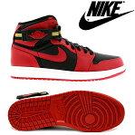 ナイキ スニーカー メンズ エア ジョーダン 1 ハイ ストラップ [342132-002] NIKE AIR JORDAN 1 HIGH STRAP メンズ靴 スニーカー ●