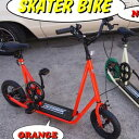 It is skater motorcycle SKATER BIKE [only just!crime prevention registration free of charge]