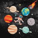 【送料無料】宇宙 シリーズ コンプリートセット計9枚 ワッペン 刺繍 アップリケ ミシン 手芸 地球