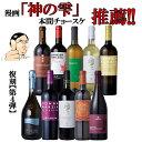【毎日1名様にワインが当たる!?】復刻【第4弾】イタリア政府公認ソムリエとあのイタリアワインの怪人のタッグ【赤ワイン中心】ワインセット 金賞受賞ワイン 神の雫金賞ワイン多数 ワインセット EPA