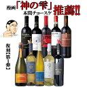 【毎日1名様にワインが当たる!?】復刻【第1弾】イタリア政府公認ソムリエとあのイタリアワインの怪人のタッグ【赤ワイン中心】ワインセット 神の雫金賞ワイン多数 ワインセット DOCG DOC  EPA