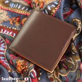 コードバン 二つ折り財布 メンズ CORDEVAN 財布 本革 父の日 ギフト GIFT 【mag】