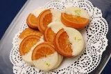 銀座スイーツリキュール香るバレンシアオレンジとホワイトチョコレートの組合せ「ガレットオランジェ・ホワイト」16個入り【RCP】10P01Sep13