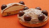 実店舗で20年以上も人気NO1の看板ケーキ銀座ル・ブランの「モンブラン」6寸サイズ【】【誕生日】【記念日】【楽ギフのし宛書】【楽ギフメッセ入力】【smtb-T】