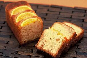 オレンジピール ル・ブラン パウンドケーキ オランジェ
