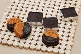 銀座ル・ブランのオレンジの甘味と皮の渋みが絶妙の「ガレットオランジェ」と濃厚なチョコレートの風味の「フォンダンショコラ」の計16個入り