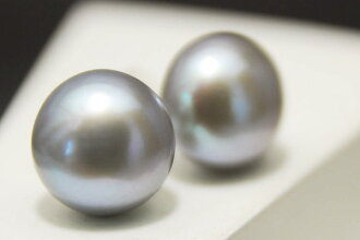 has a presence in 10 mm grey freshwater pearl earrings and Earring teriteri senior chic classy grey large Pearl is!