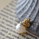 碌山 特級淡水真珠エンジェルペンダントトップ 緻密な細工の小さな可愛い天使♪ てりてり大玉パールがリッチです 決算セールの処分超特価! RP