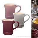 マグカップ(S) Maison de Paris[ル・クルーゼ]洋食器 マグカップ 陶器 無地
