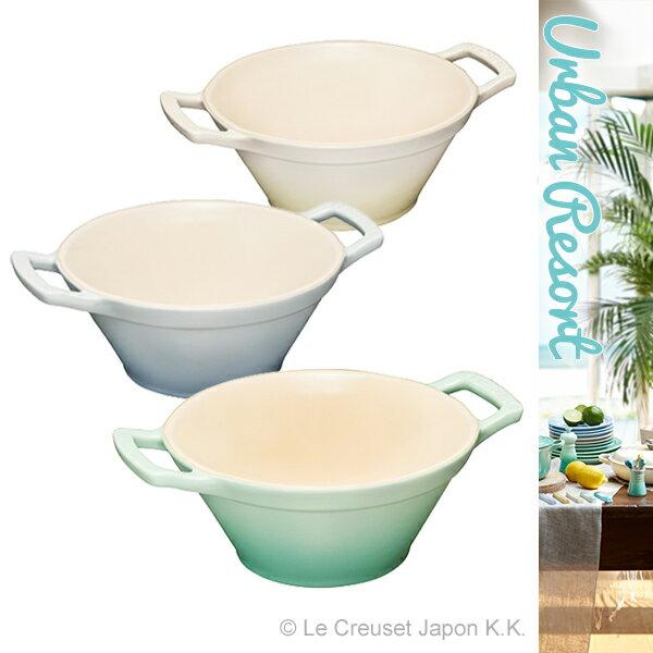 スナックボール Urban Resort アーバン リゾート ル・クルーゼ ルクルーゼ LE CREUSET 洋食器 大皿 陶器