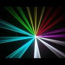 レーザープロジェクタ 800mW Animation Laser ILDA 対応 青 300mW 赤 200mW 緑 100mW DMX対応 ビームテック