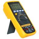MM86 デジタル・マルチメータ (DMM)) 電池付き 電流・電圧・抵抗値・温度・トランジスタ・ダイオード・導通測定 自動および手動レンジ 【brite】