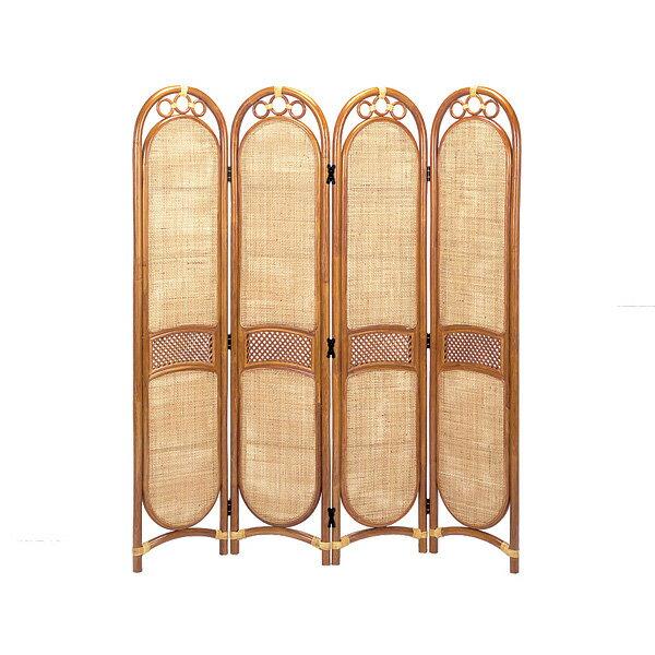 籐 ラタン スクリーン アジアン リゾート家具 高級ラタン エスニック バリ 高品質 温浴備品 おしゃれ 高耐久 長持ち
