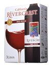 リバークレスト カリフォルニアレッド バック・イン・ボックス 3L(1梱包は8個までになります。)