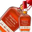 【包装不可】 メーカーズマーク カスクストレングス ケンタッキー ストレート バーボン ウイスキー 箱なし 54.9度 正規 750ml