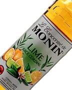 モナン CORDIAL ライム果汁 700ml monin