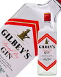 ギルビー ジン 37.5度 正規 750ml あす楽