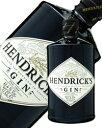 ヘンドリクス(ヘンドリックス) ジン 41.4度 並行 700ml あす楽