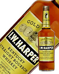 IWハーパー ゴールドメダル 40度 700ml 正規の商品画像