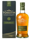 スコッチウイスキー企画 トマーティン 12年 43度 正規 箱付 700ml あす楽