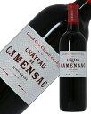 【あす楽】 格付け第5級 シャトー カマンサック 2013 750ml 赤ワイン カベルネ ソーヴィ