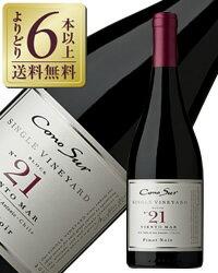 コノスル ピノノワール シングルヴィンヤード 赤ワイン