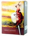 ガルサス シリーズ カベルネソーヴィニヨン バックインボックス 赤ワイン