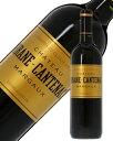格付け第2級 シャトー ブラーヌ カントナック 2012 750ml 赤ワイン カベルネ ソーヴィニヨン フランス ボルドー