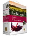 ラ ファルーナ メルロー サンジョヴェーゼ (ボックスワイン) 3000ml 赤ワイン