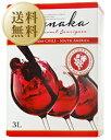ルナカ カベルネ ソーヴィニヨン (ボックスワイン) 3000ml×4本 赤ワイン