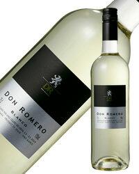 ドン ロメロ ブランコ 白 NV 750ml 白ワイン スペイン あす楽