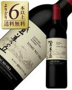 【あす楽】【よりどり6本以上送料無料】 サントリー登美の丘ワイナリー 登美の丘 赤 2014 750ml 赤ワイン 日本