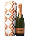 【あす楽】 フェッラーリ ロゼ 箱付 750ml スパークリングワイン イタリア